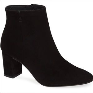 Paul green Black suede Valerie boots size 5